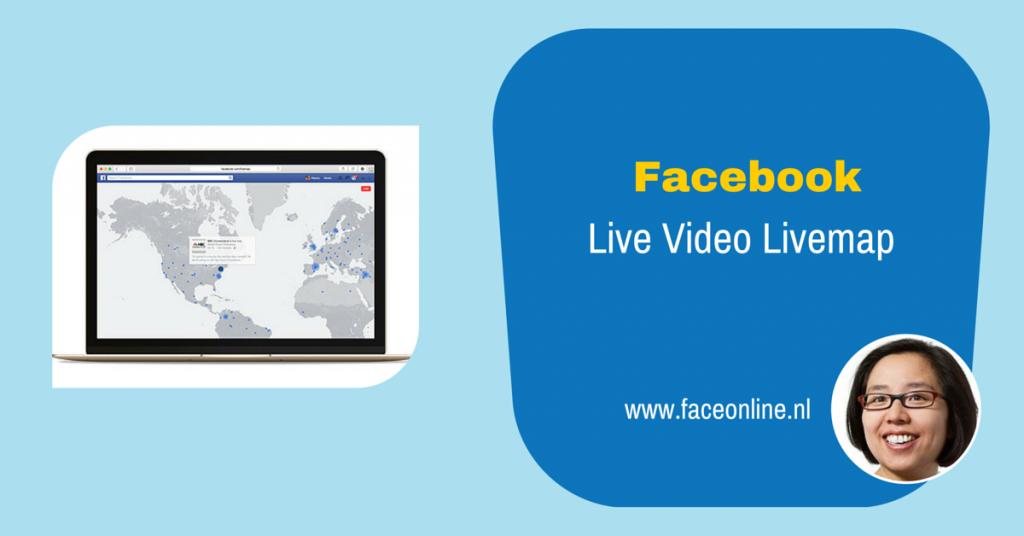 Facebook Live Video Livemap