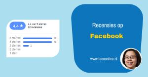 Hoe zorg ik ervoor dat mensen een recensie toe kunnen voegen op mijn Facebook pagina
