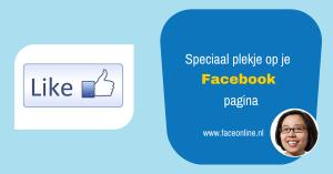 Zo geef je een andere Facebookpagina een speciaal plekje op jouw pagina