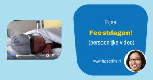 Fijne Feestdagen (persoonlijke video)- maureenmulder.nl