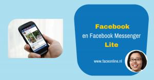 FB Lite en FB Messenger Lite - maureenmulder.nl