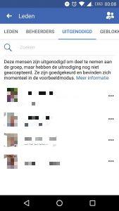 Uitnodiging Facebookgroep mobile - Maureen Mulder - maureenmulder.nl